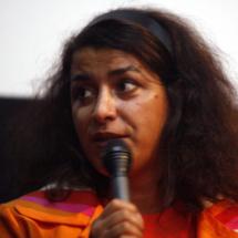 Marjane Satrapi. Image by Rama, Wikimedia Commons