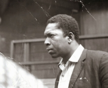 John Coltrane. Image on Wikimedia Commons.