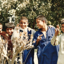 afghan-kids-in-lahore-pakistan–1993